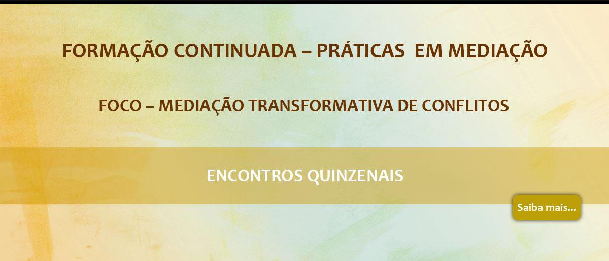 Link permanente para: Formação Continuada – Práticas em Mediação